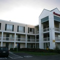 Ramada - Our Headquarters and the coldest elevator in Missouri