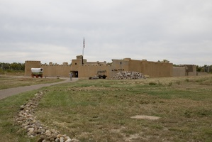 2006 Bent's Old Fort on the Santa Fe Trail