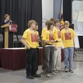 Roboraptors win first place!