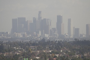 310-0119-Downtown-LA-in-Smog