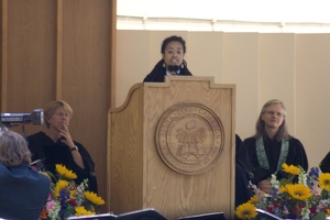 308-5980 Commencement - Senior Reflections: Cassie Young
