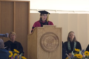 308-5993 Commencement - Citation for Honorary Degree: Lori Pearson, Assistant Professor of Religion