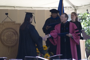 308-6196 Commencement-Diploma - Thom