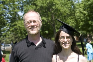 308-6360 Commencement - Dick and Lucy