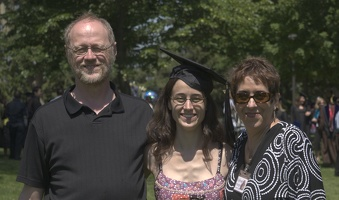 308-6388 Commencement - Dick, Lucy, and Lynne