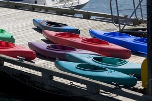 313-1546 Kayaks on Dock