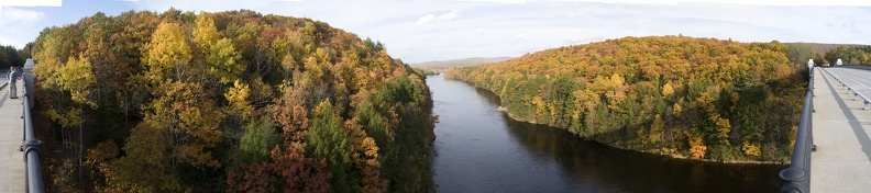 315-2558-2568 Connecticut River and Foliage Panorama from French King Bridge.jpg