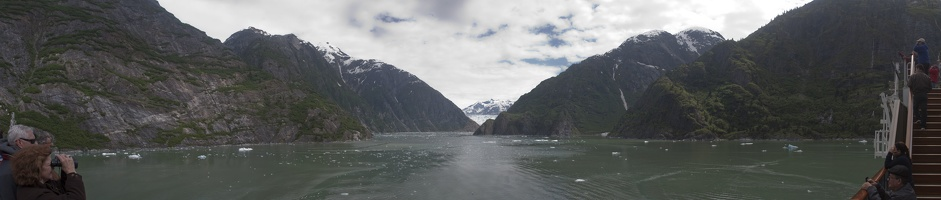 315-9920--9930 Tracy Arm Fjord Panorama