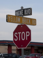 316-4121 Pancake Boulevard and Yellow Brick Road, Liberal, KS