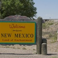 316-4175 Entering New Mexico - Dick