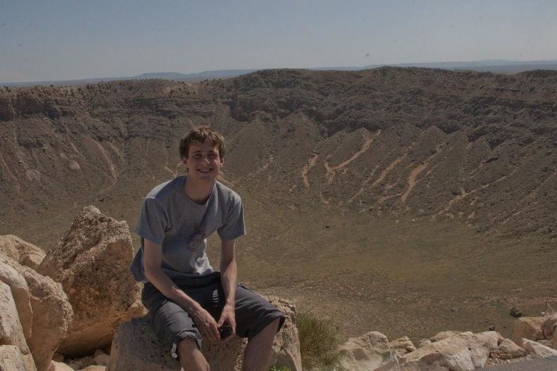 316-4534 Thomas by Meteor Crater.jpg