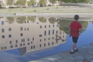 317-1720 OKC Memorial - Reflecting Pool