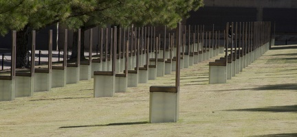 317-1872 OKC Memorial - Chairs