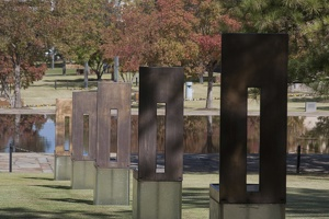 317-1879 OKC Memorial - Chairs