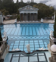 318-5910--5911 Hearst Castle Neptune Pool