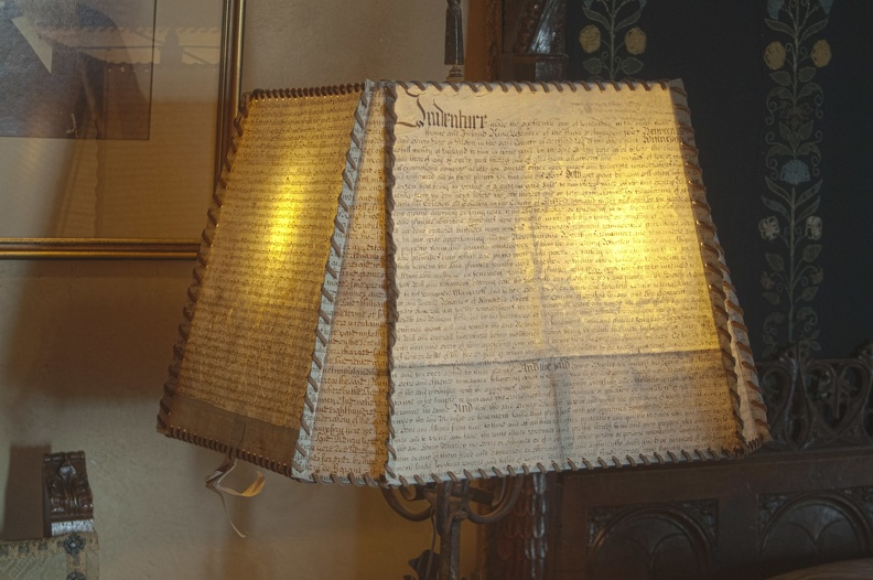 318-6081--6083 Hearst Castle Parchment Document Lamp Shade HDR.jpg