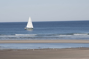 320-2070 Ogunquit ME Sailboat