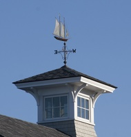 320-2199 Ogunquit ME Marginal Way - Sailboat Wind Vane