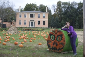 320-2329 Kennebunk ME Wallingford Farm Halloween