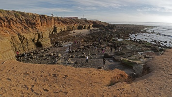 320-5422--5427 Cabrillo Tide Pools Panorama