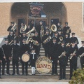 320-8829 Claremont Band on the mural