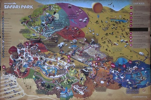 320-9727 Safari Park Map