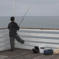 321-1076 Pacific Beach - Fishing on Crystal Pier