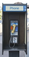 321-2311 San Diego Zoo - Pay Phone