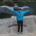 402-4710 Safari Park - Lynne vs California Condor Wingspan