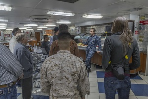 403-5750 USS Reagan - Morning Briefing - Craig William Cecily