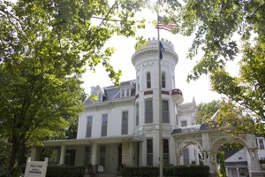 Atchison - Cray Mansion Museum