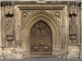 404-1323 Bath Abbey Door