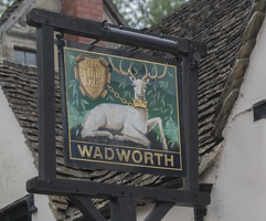 404-1638 Cotswolds - Castle Combe - The White Hart Wadworth