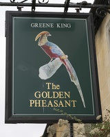 404-2099 Cotswolds - Burford - Greene King The Golden Phesant