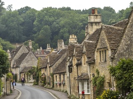 404-1497 Cotswolds - Castle Combe