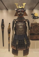 404-7558 London - BM Samurai Armour and Helmet