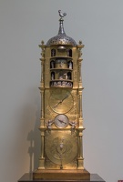 404-7577 London - BM Monumental Carillon Clock 1589