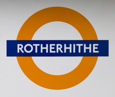 404-8420 London Overground - Rotherhithe