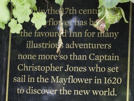404-8532 London - The Mayflower