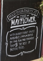 404-8554 London - The Mayflower