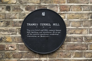 404-8555 London - thames Tunnel Mill
