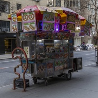 407-1924 NYC - Food Cart