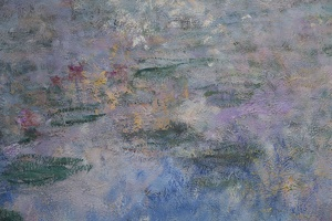 407-1757 NYC - MOMA Monet - Water Lillies 1914-1926