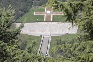 407-4939 IT - Abbey of Montecassino - Polish Cemetery