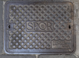 407-5452 IT - Roma - SPQR Cover