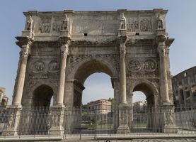407-5649 IT - Roma - Arch of Constantine