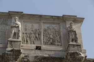407-5654 IT - Roma - Arch of Constantine