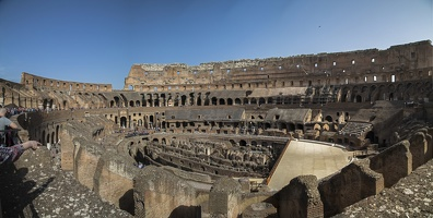 407-5815--5820 It - Roma - Colloseum Panorama