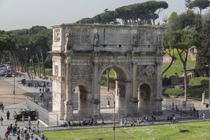 407-5889 IT - Roma - Arch of Constantine