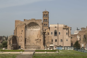 407-5909 IT - Roma - Temple of Venus and Rome